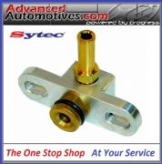 Mitsubishi EVO Lancer V4 To V8 Fuel Rail To Remote Regulator Adaptor AD-MIT1